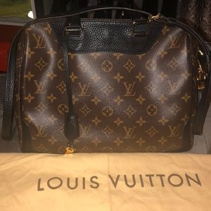 Authentic Louis Vuitton Monogram Retiro NM Tote